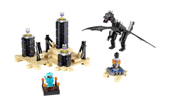 LEGO Minecraft 21117 The Ender